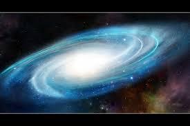 Dospívající galaxie
