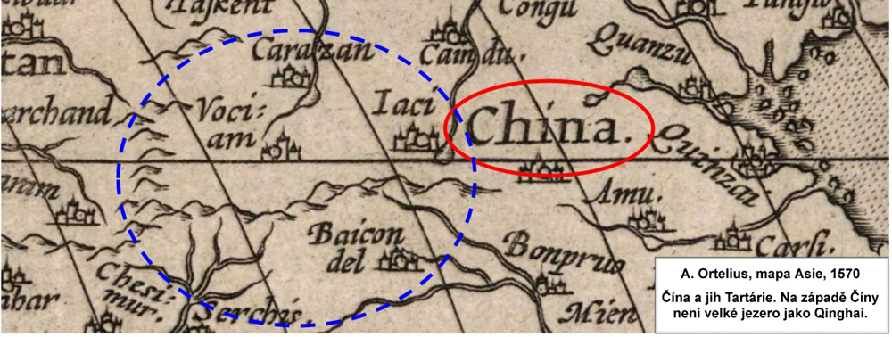 Datování královské mořské Číny
