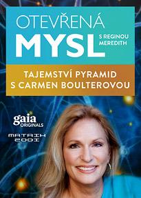 Tajemství pyramid s Carmen Boulterovou