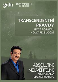 Transcendentní pravdy s Howardem Bloomem