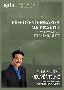 Přerušení embarga na pravdu se Stephenem Bassetem