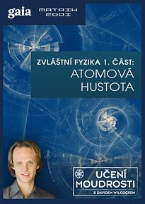 Zvláštní fyzika 1. část: Atomová hustota