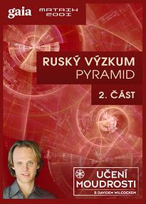 Ruský výzkum pyramid – část 2.