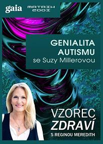 Genialita autismu se Suzy Millerovou